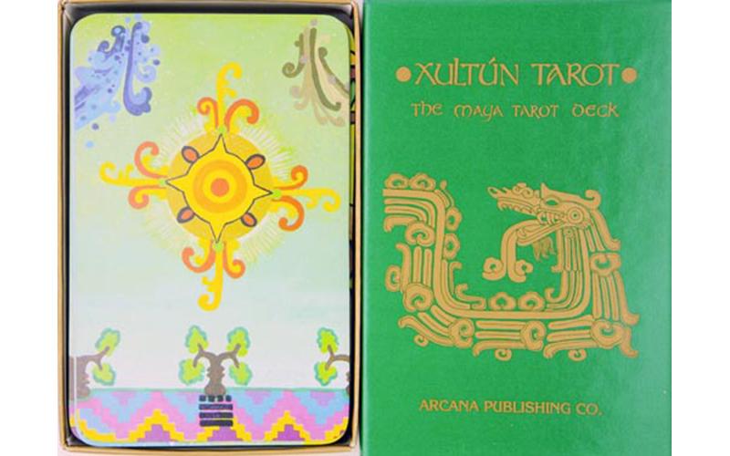 Xultun Tarot Cards (Mayan)
